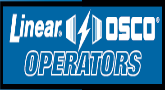 LINEAR - OSCO Gate Openers, Operators, Residential, Commercial and Industrial Swing, Slide or Barrier Linear - OSCO has the opener for you