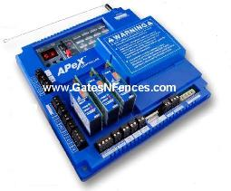 OSCO Aplex Main Circuit Control Boards and Control Panels for Gate Openers and Operators