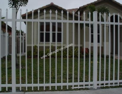 Metal fence - Metal fence designs pictures ...
