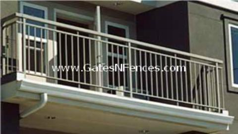 Rails - Exterior Porch Hand Rails - Residential Porch Hand Rails