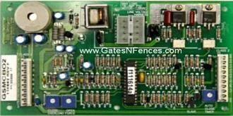 PowerMaster GSMCB2 Main Circuit Control Boards and Control Panels for Gate Openers and Operators
