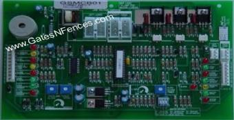 Power Master GSMCBO1 Main Circuit Control Boards and Control Panels for Gate Openers and Operators