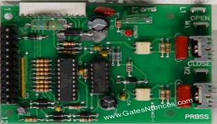 Power Master PBR2 - PBR3 - PBRSS Main Circuit Control Boards and Control Panels for Gate Openers and Operators