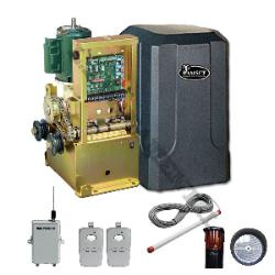 Complte Kit - Ramset Gate Operator Kit includes Receiver, Remote Control,Safety Photo Cell,Exit Wand Sensor
