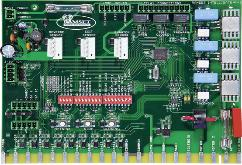 All Gate Operators from Ram Set use the same Main Electronic Control Circuit Board