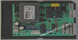 SEA Taurus Main Circuit Control Boards and Control Panels for Gate Openers and Operators