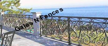 Deck Rail Porch Railing Balcony Hardrail