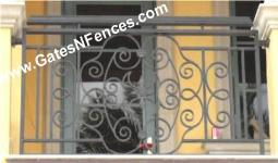Aluminum Rails Metal Porch Railings Aluminum Balcony Rails- Railings