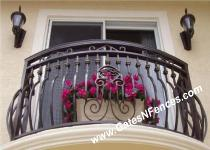 Decorative Railings - Custom Aluminum Hand Railings - Metal Hand Railing