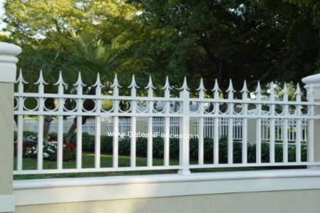 Custom Decorative Iron Works | Cast Iron Ornamental Works Fences | Artistic  Ornamental Cast Iron Works