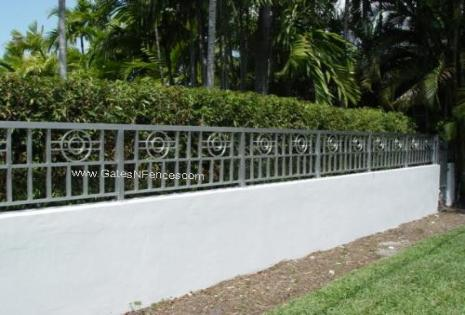 Fences gates iron gates fences residential metal fences gates metal iron fence metal fence design metal aluminum fence metal privacy fence workwithnaturefo