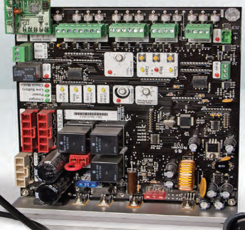 Viking Control Board DUPCB10