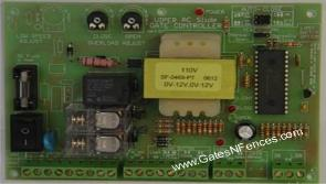 Viper Main Circuit Control Boards and Control Panels for Gate Openers and Operators