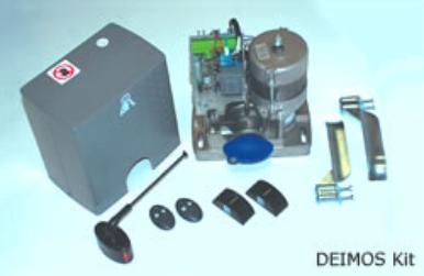 Bft gate opener bft gate operator bft 24v bft bft deimos for Sliding gate motor kit